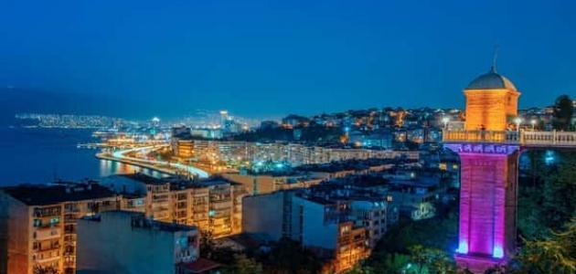 معلومات عن مدينة إزمير التركية