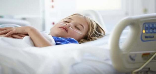 أسباب تضخم الرئة عند الأطفال