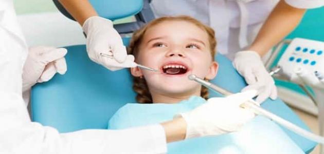 علاج تسوس الأسنان عند الأطفال بالأعشاب