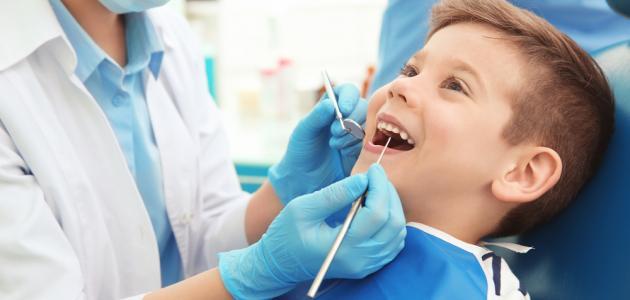 أسباب تسوس الأسنان عند الأطفال