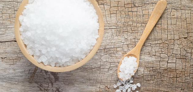 علاج فطريات المهبل بالملح