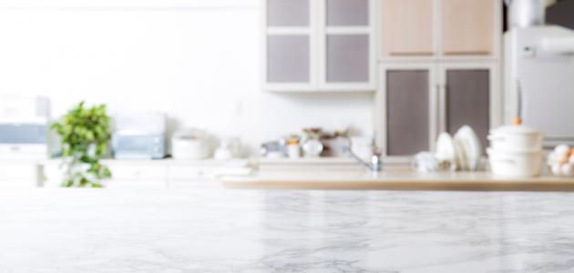 طريقة تنظيف الرخام من البقع