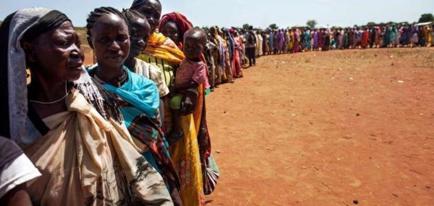 عدد سكان السودان