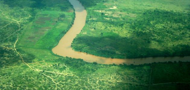معلومات عن نهر جوبا