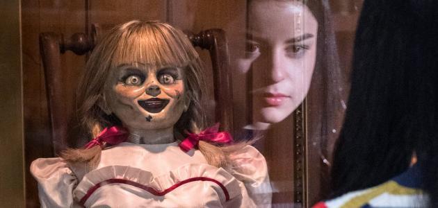 قصة فيلم Annabelle