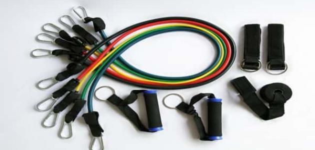 طرق ممارسة تمارين حبل المقاومة