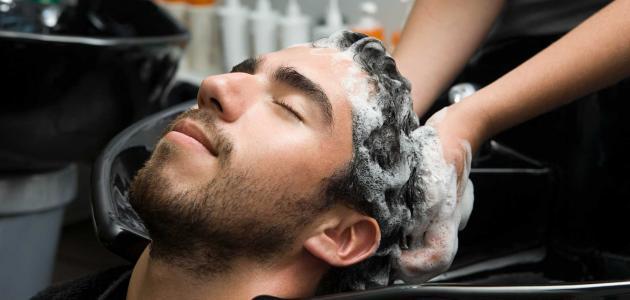 طريقة فرد الشعر للرجال