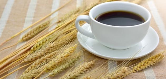 طريقة عمل قهوة الشعير