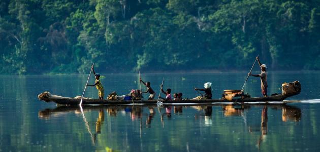 معلومات عن نهر الكونغو