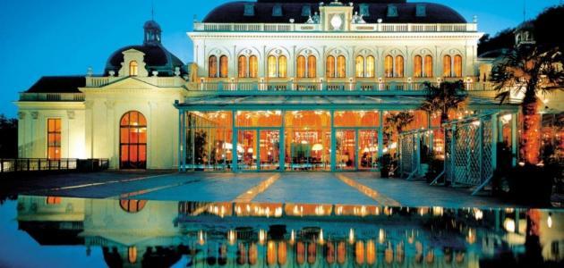 الأماكن السياحية في بادن بادن