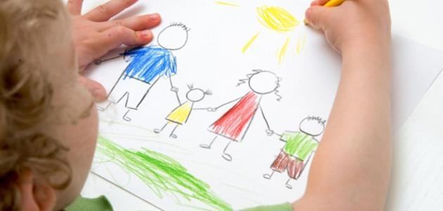 كيفية تحليل رسوم الأطفال