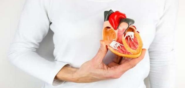 علاج قصور القلب بالأعشاب