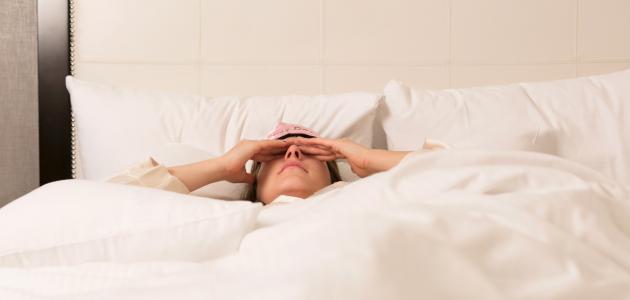 أسباب القشعريرة أثناء النوم