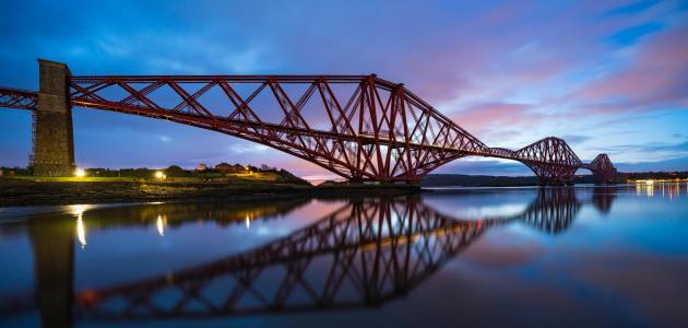 معلومات عن جسر فورث