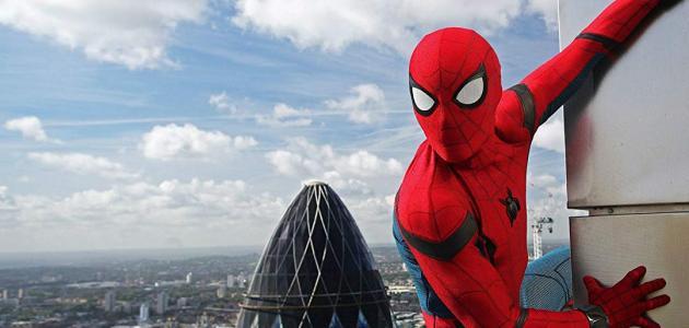 قصة فيلم Spider Man Homecoming سطور