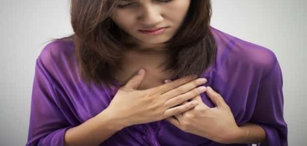 علاج تسارع دقات القلب وضيق التنفس