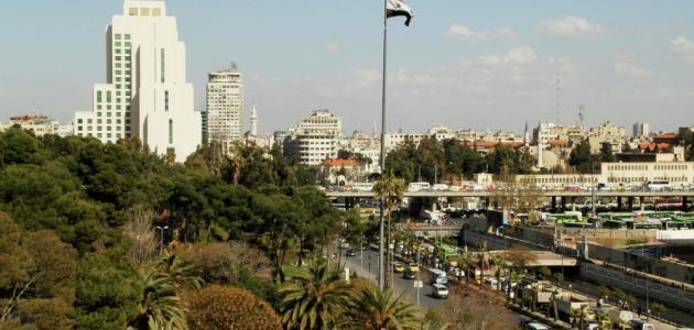 معلومات-عن-مدينة-دمشق/