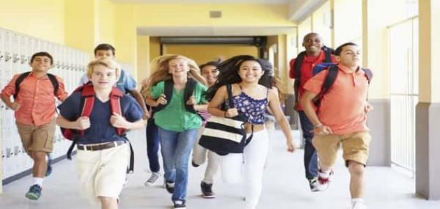 ضرب الأطفال في المدارس