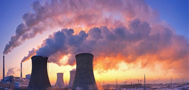 أسباب التلوث