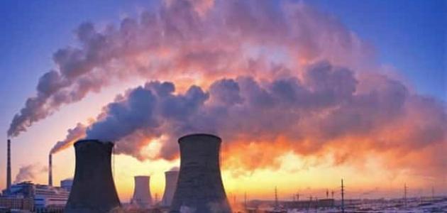 بحث عن التلوث البيئي Pdf