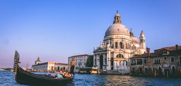 كيف بنيت مدينة البندقية