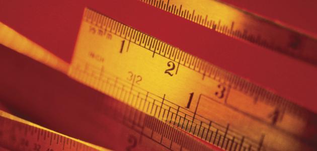 معلومات عن وحدات القياس