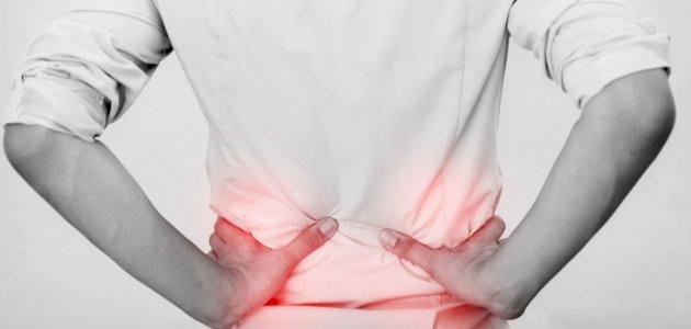 أسباب ألم الورك وأسفل الظهر