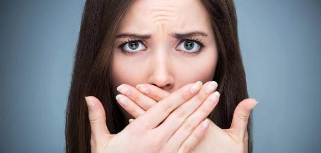 ما هي أسباب جفاف الفم