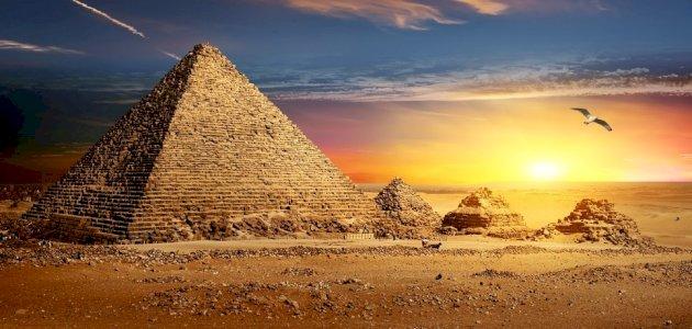 معلومات عن حضارة مصر القديمة