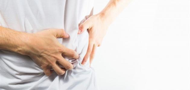 أعراض تليف الكبد