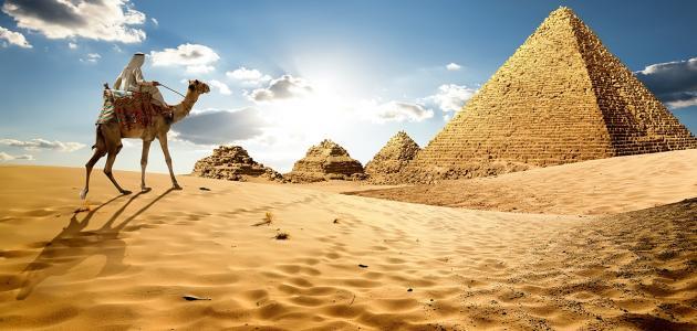 أماكن سياحية في مصر سطور