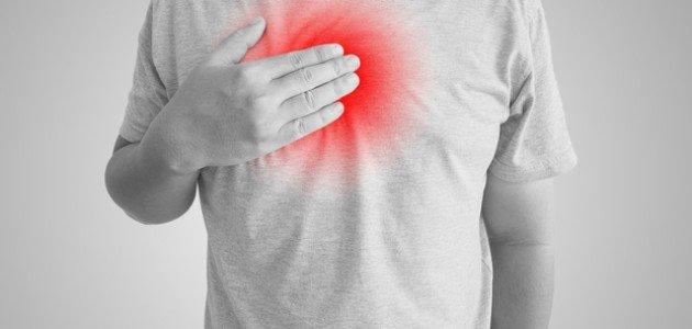 أعراض التهاب المريء