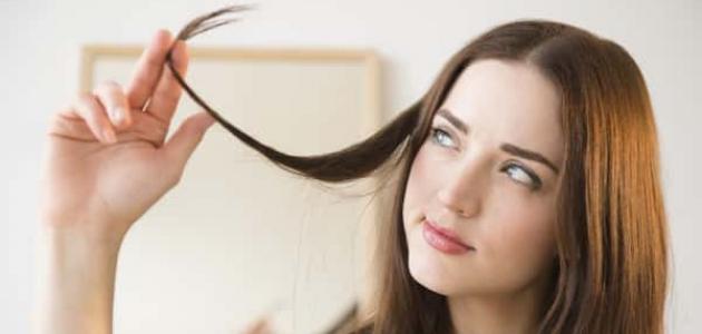 كيفية فرد الشعر بالسيليكون