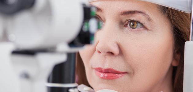 معلومات عن مرض المياه الزرقاء في العين