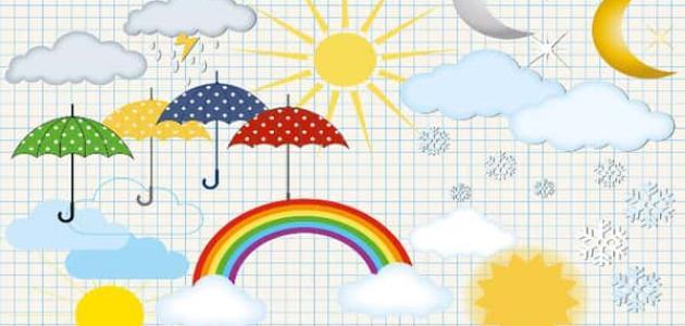 كتاب علم الطقس