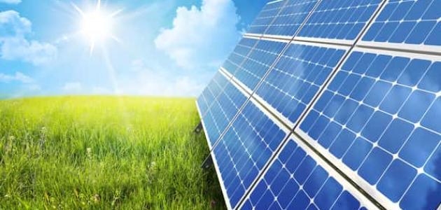ما هي الطاقة الضوئية وما مصادرها
