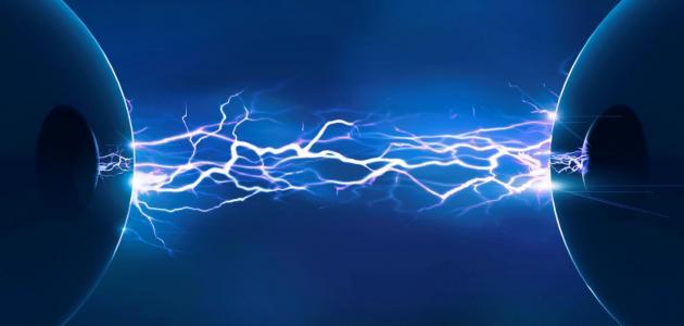 تعريف الشحنة الكهربائية