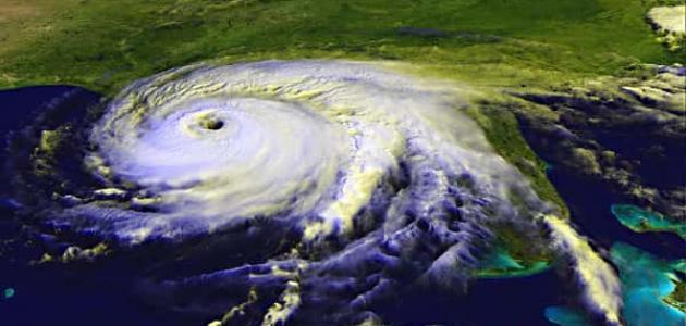 معلومات عن عناصر المناخ