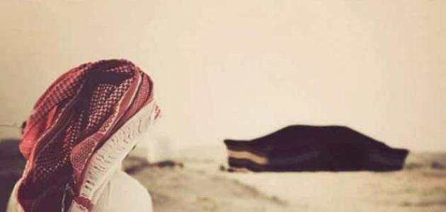 شعر بدوي عن الصديق سطور