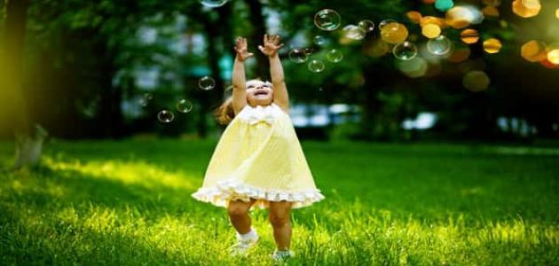 موضوع تعبير عن أيام الطفولة