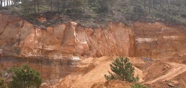 معلومات عن انجراف التربة