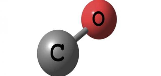 معلومات عن أول أكسيد الكربون