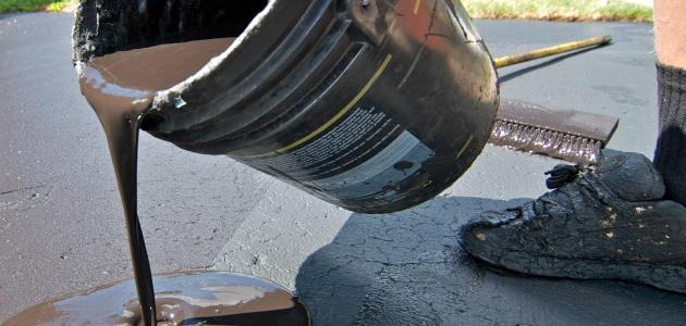 طرق استخدام قطران الفحم الحجري