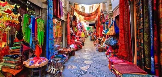 أشهر أسواق العرب القديمة