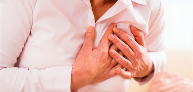 معلومات عن احتشاء عضلة القلب
