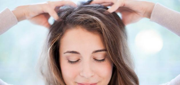 علاج الكيس الدهني في الرأس