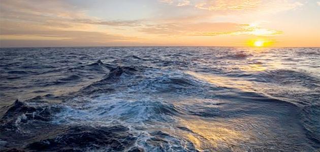 مظاهر تلوث المحيط