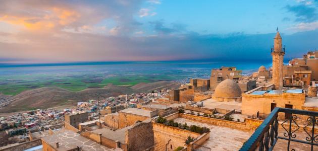معلومات عن مدينة ماردين التركية
