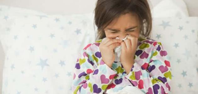 طرق علاج تضخم اللحمية خلف الأنف عند الأطفال