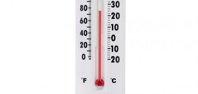 مخترع مقياس الحرارة